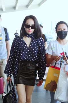 Victoria Song / Song Qian Chinese Fashion, Chinese Style, Korean Fashion, Korean Celebrities, Celebs, Song Qian, Victoria Song, Jessica Jung, Red Velvet Irene