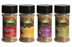 Savoury Favourites Maple Pepper Spice Blends