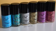 Kelsie's Nail Files: Cult Nails: Dance All Night Collection