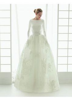 Dorado - abito da sposa - Rosa Clarà Haute Couture