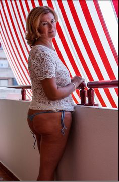 on women voluptuous panties granny