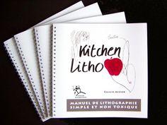 Art Émilion - Manuel de Kitchen lithographie