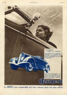 Peugeot, 1935