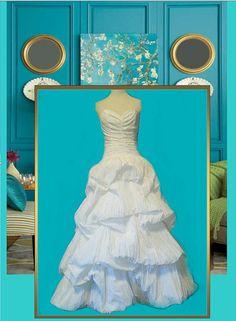 Spectacular Ball/Duchess Jessica McClintock by OnceUponTimeWEdding
