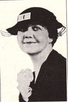 """The notorious Helen Randle who ran her very dubious scams out of """"Tanglewood""""."""