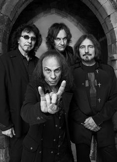 Heaven & Hell (aka Black Sabbath featuring the late great Ronnie James Dio)