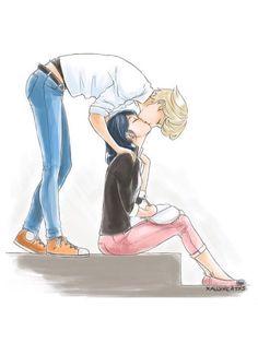 Marinette & Adrien