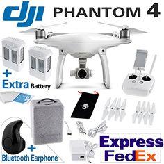 DJI PHANTOM 4 PRO GPS QUADCOPTER PHANTOM4 DRONE GIMBAL 4K/12MP HD CAMERA NEW+ EXTRA BATTERY Fedex EXPRESS - http://www.midronepro.com/producto/dji-phantom-4-pro-gps-quadcopter-phantom4-drone-gimbal-4k12mp-hd-camera-new-extra-battery-fedex-express/