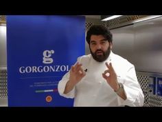 Cubo di tartare di carne con salsa al Gorgonzola - Le Ricette di A. Cannavacciuolo - YouTube