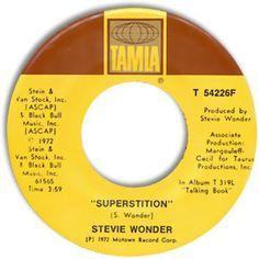 Superstition by Stev
