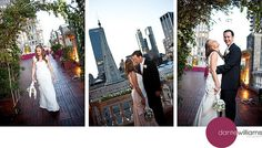 Midtown Loft & Terrace Wedding 10, NYC by photosbydante, via Flickr