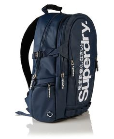 2a87b29fcc08e Buy Mens Superdry Mega Ripstop Tarp Backpack from Our Official Website and  Get Free Delivery! Order Now or check out our other Bags available from  Superdry