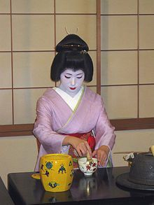 The geisha system was founded, actually, to promote the independence and economic self-sufficiency of women. And that was its stated purpose, and it actually accomplished that quite admirably in Japanese society, where there were very few routes for women to achieve that sort of independence.