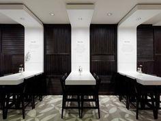 Restaurant Design : Holyfields by Ippolito Fleitz Group