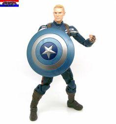 Marvel Legends Winter Soldier Steve Rogers