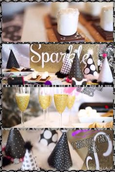 Ideas from Bethany Mota's New Years video
