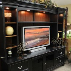 Black Entertainment Center. This Is The One!