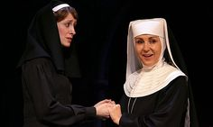 nun in sound of music - Google Search