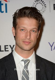 I think Gerard's got a run for his money with Peter Scanavino.... good lord that man is fine!!!