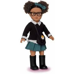 "My Life As 18"" School Girl Doll, African American - Walmart.com"