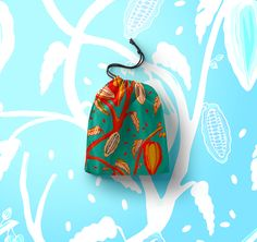 Cocoa pattern on Behance