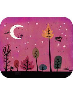 """Nicolas Gouny carte postale """"Le Croissant de Lune"""""""