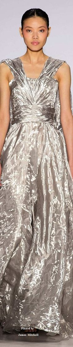 Pamella Roland Collection Spring 2015 Couture