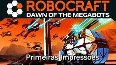 Robocraft - Primeiras Impressões