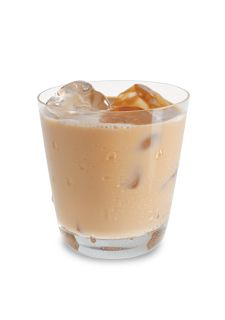 Choco-Peppermint Shake (1/2 Part DeKuyper  Creme de Cocoa Dark 1/2 Part DeKuyper  Peppermint Schnapps 1 Part Vanilla Pinnacle  Vodka 2 1/2 Parts Half & Half)