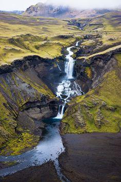 Ófærufoss Iceland
