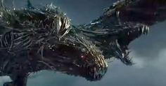 Transformers: L'ultimo Cavaliere, Dragonstorm in azione nel nuovo spot