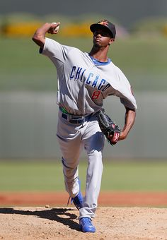 Right-hander C.J. Edwards put together a 1.80 ERA in six starts in the Arizona Fall League. |