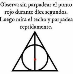 Me arden los ojos alliuda! Mundo Harry Potter, Harry Potter Tumblr, Harry Potter Universal, Harry Potter World, Harry Potter Hogwarts, Harry Potter Memes, Cool Illusions, Optical Illusions, Cultura Nerd