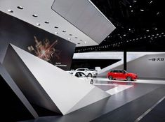 Audi - Auto China 2014 | Schmidhuber
