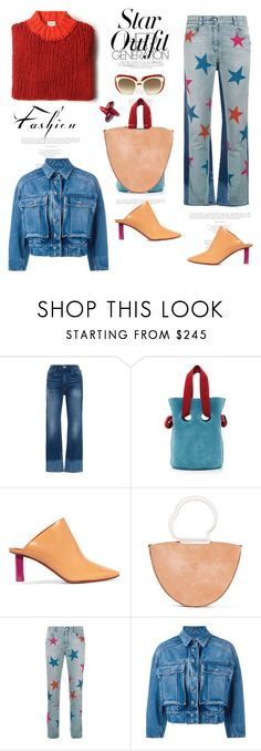 """""""Twinkle, Twinkle: Star Outfits"""" by lidia-solymosi on Polyvore featuring Frame, Vetements, Danse Lente, STELLA McCARTNEY, Dolce&Gabbana and StarOutfits"""