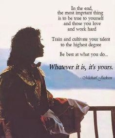 Michael Jackson Best Quotes – 19 photos – Morably