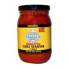Tabasco Chili Starter