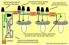 wiring diagram lights in series wiring diagram lights in series rh hg4 co wiring for recessed lighting wiring for lighting circuits