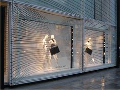 Retail Window Display- CHANEL