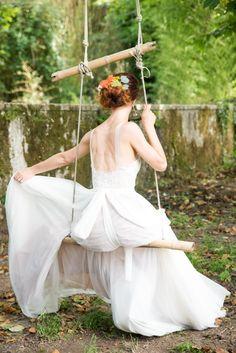 Our Swing - @vweddingportuga #weddinginportugal #vintageweddinginportugal #vintagewedding #portugalwedding #weddingportugal #weddingsinportugal #myvintageweddinginportugal #rusticwedding #rusticweddinginportugal #thequinta #weddinginsintra