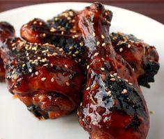 Balsamic Chicken Drumsticks