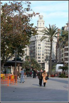 Ciutat Vella, Valencia_ Spain