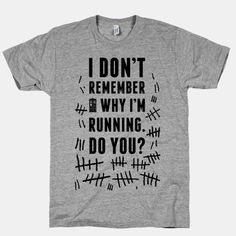 For when you're wondering why all those tally marks are on your arms: