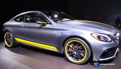 2016 Mercedes-AMG C63 S Coupe Edition 1 - Exterior and Interior Walkarou...