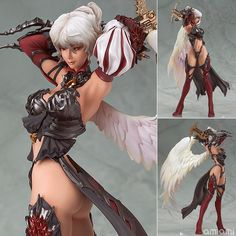 AmiAmi [Character & Hobby Shop] | Lineage II - Kamael 1/7 Complete Figure(Preorder)