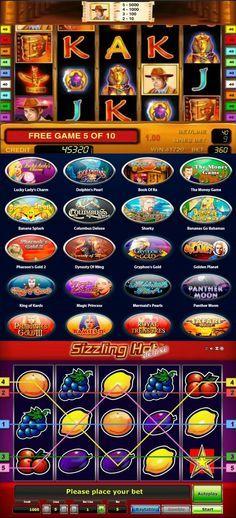 Бонусы казино в слотах полковник захарченко онлайн казино