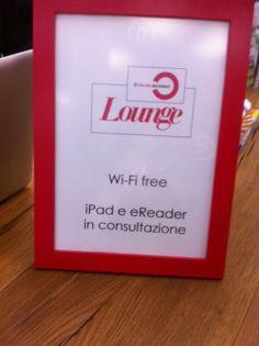 Qualcosa d'altro: Salone del Libro: l'assurdità della rete senza fili