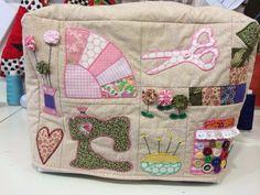 Funda máquina de coser, case sewing machine