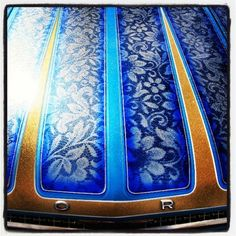 Kustom paint #Candy paint #Low Rider