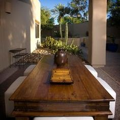 asian patio by Exteriors By Chad Robert